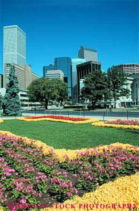 american gardens building usa civic center garden denver colorado stock photo 7501