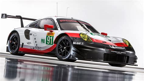 Porsche 911 Rsr (2017) Wallpapers And Hd Images