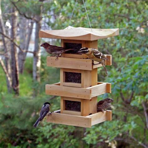 mangeoire a oiseau 1001 id 233 es cr 233 atives pour mangeoire oiseaux 224 fabriquer