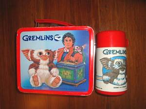 1984 Gremlins Lunch Box Greatest Collectibles