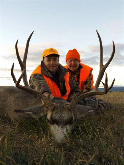 deer mule colorado hunt hunts southwest