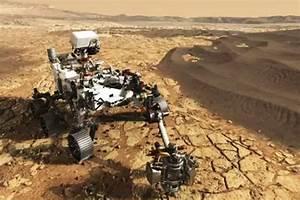 NASA reveals Batmobile Mars rover car at the Kennedy Space ...