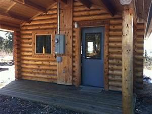 AKStafford: The Cabin at the Matanuska Glacier