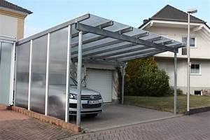 Carport Metall Freitragend : berdachung ~ Articles-book.com Haus und Dekorationen