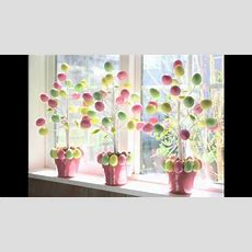 Creative Craft Decorating Ideas Easter  Youtube