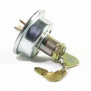 Massey Ferguson Ignition Key Switch