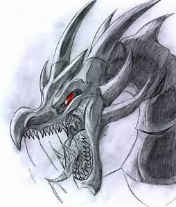 YGO: Red Eyes B Dragon by DCWyverx.deviantart.com on ...