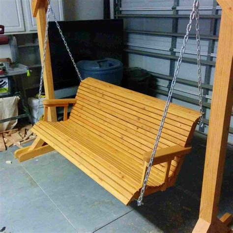 top  porch swings  stand patio seating ideas