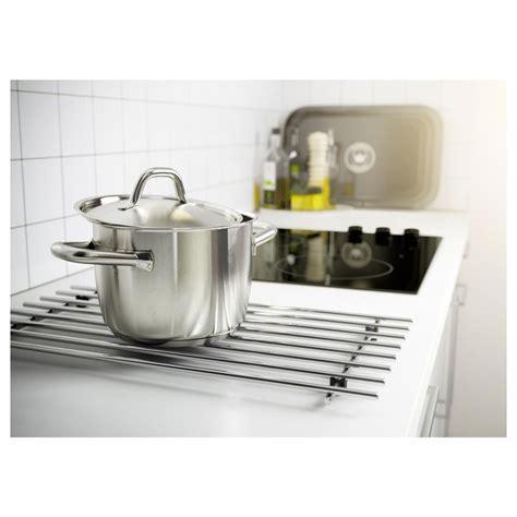 ikea accessoire cuisine ikea grilles de pot lämplig inox dessous de plat
