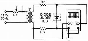 zener diode test With zener diode tester