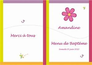 Modele De Menu A Imprimer Gratuit : menu outil gratuit pour mod les et dyi bapt me b b bapt me b b ~ Melissatoandfro.com Idées de Décoration