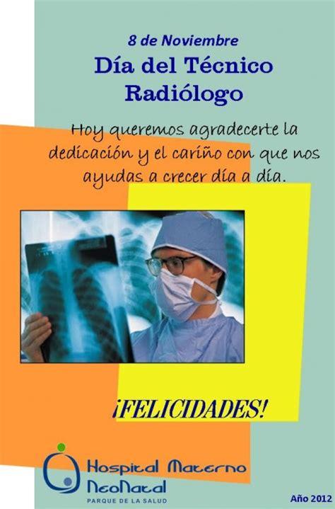 del radiologo noviembre