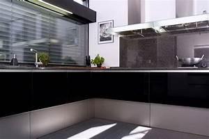 Arbeitsfläche Küche Vergrößern : glass line glasfront f r den edlen look ~ Markanthonyermac.com Haus und Dekorationen