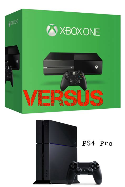 ps4 vs xbox one which one is the better option