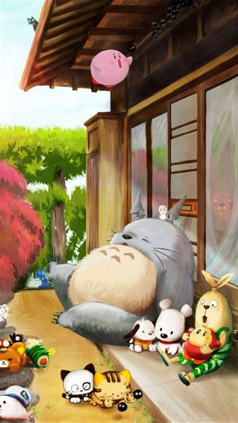 宫崎骏龙猫高清图片_动漫图片_我要个性网