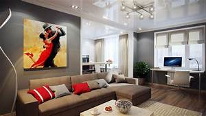 room wall hand design bedroom wall art ideas creative With interior paint ideas family room