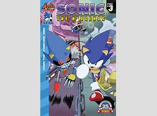 Archie Sonic the Hedgehog Issue 290 Sonic News Network