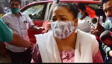 Comedian Bharti Singh, Husband Remanded to Judicial ...