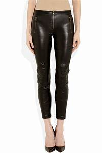 going hell for leather pants ariana and co With letter pants
