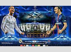Alineación Real MadridPSG Champions League 2015 Liga