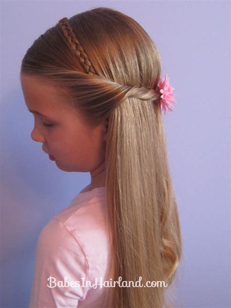 Braided Headband For Any Age Babes In Hairland