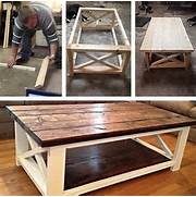 Making Multi Purpose Coffee Table DIY Repurpose A Coffee Table Into A Desk Full Step By Step Tutorial Pallet Desk With Glass Top Easy Pallet Standing Desk Diy Wooden Pallet Coffee Tables Farmhouse Coffee Tables Coffee Table Makeover Diy Coffee
