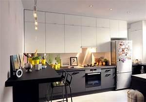 Cuisine Le Roy Merlin : cuisine noir mat leroy merlin kitchens pinterest ~ Dailycaller-alerts.com Idées de Décoration