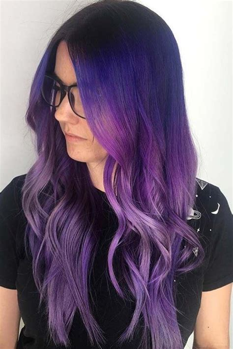 purple hair color styles purple hairstyles for black hair hair 9168