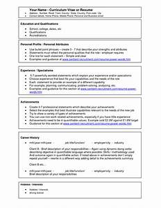 Resume templates microsoft word 2010 health symptoms and for Business resume template word