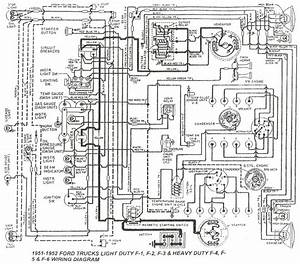 52 wiring diagram and engine question ford truck With wiring diagram diagram also 1966 ford f100 wiring diagram on 1989 ford