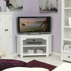 Meuble Tv Pour Chambre : meuble d 39 angle tv de style contemporain et moderne ~ Teatrodelosmanantiales.com Idées de Décoration
