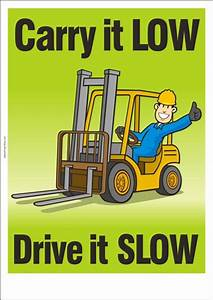 Forklift Safety Posters Safety Poster Shop
