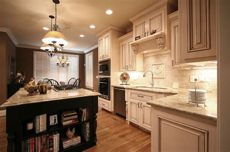 french country traditional kitchen charlotte