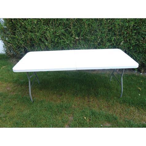 Table Pliante D Appoint Table Pliante D Ext 233 Rieur Jardin Ducatillon