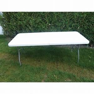 Table Pliante D Appoint : ducatillon table pliante d 39 ext rieur jardin ~ Melissatoandfro.com Idées de Décoration
