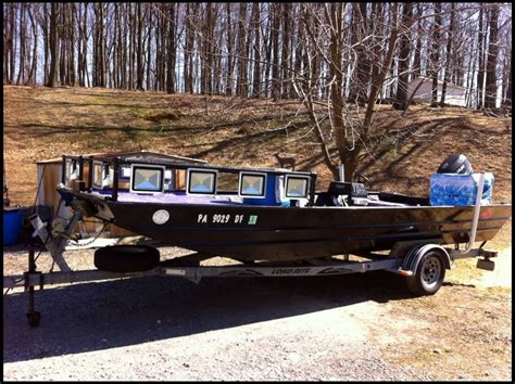Court Lights Boat by Photo Bowfishing Deck Plans Images How To Build