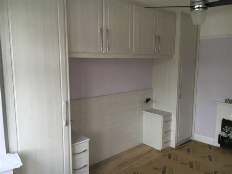 Over Bed Storage, Built-in Headboard & Bedside Units, To