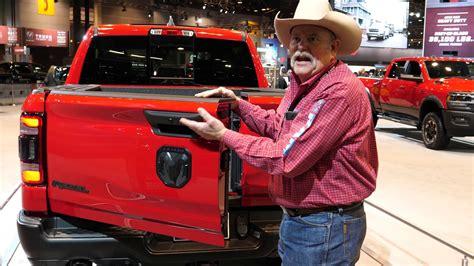 Dodge Truck Tailgate 2020 by 2020 Dodge Ram Multifunction Split Tailgate Demonstration