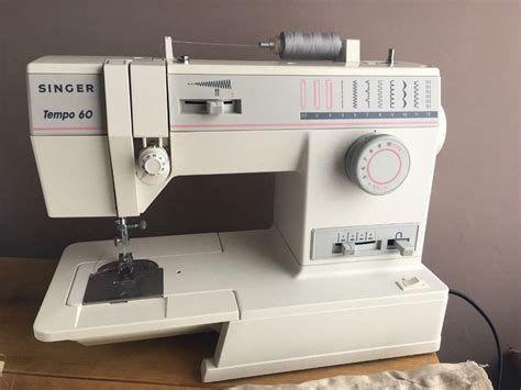 Singer Tempo 60 Sewing Machine
