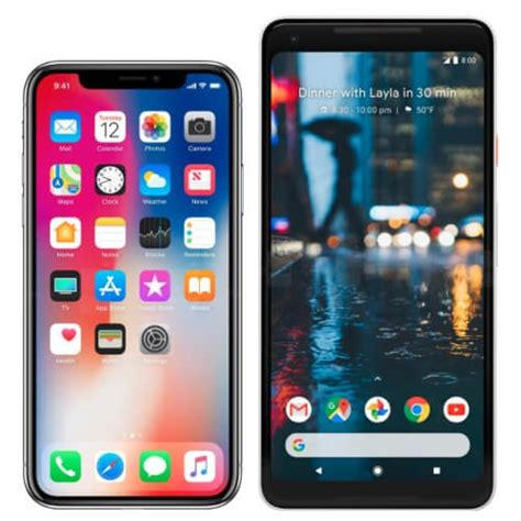 iphone x vs pixel 2 xl which should you choose groff networks