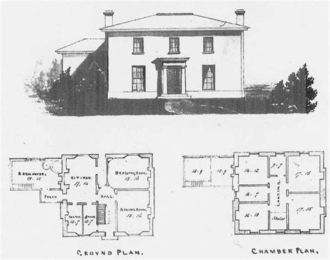 georgian house plans the bones of borley chapter 14 where was borley rectory