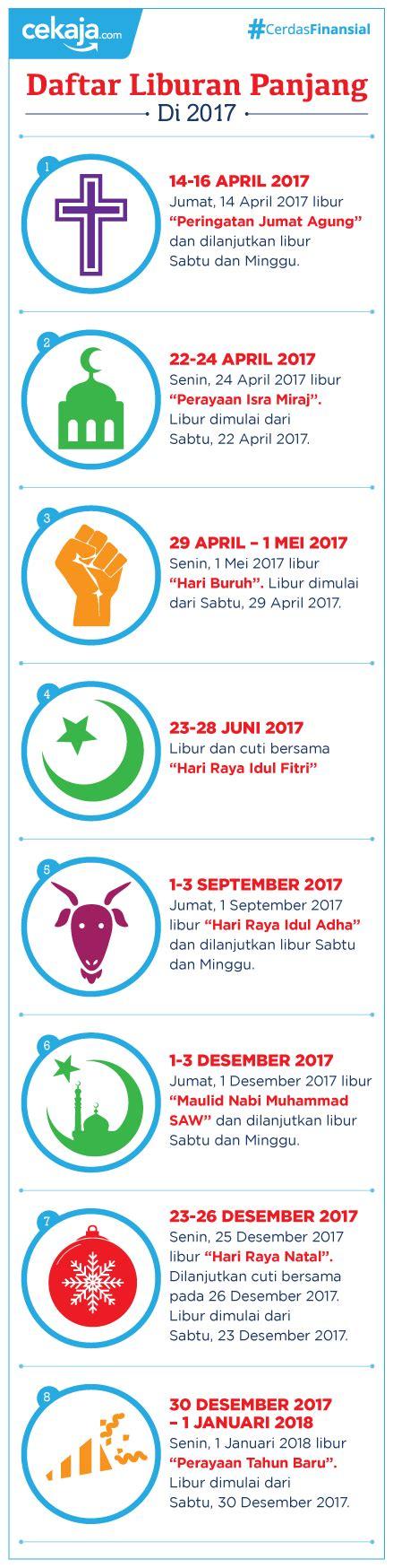 info libur tahun baru murah yuk catat jadwal liburan di kalender 2017
