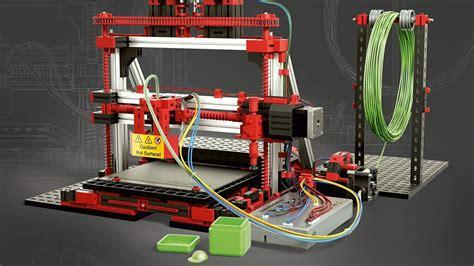 Fischertechnik 3d Drucker (bausatz 536624) Im Test All3dp