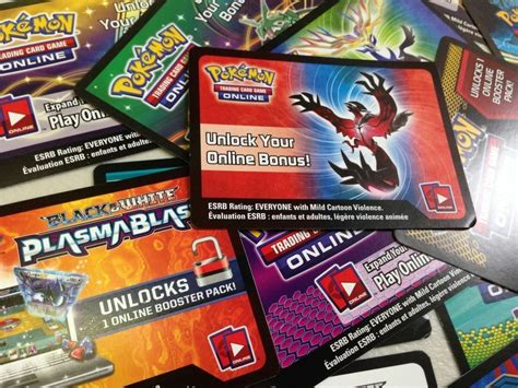 Maybe you would like to learn more about one of these? Pokemon Trading Card Game Online Codes | eBay