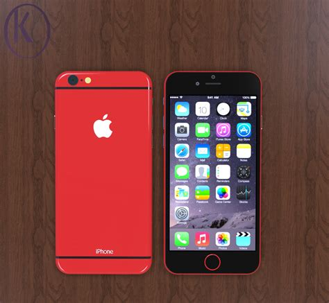 6c iphone iphone 6c gets new design version from kiarash kia