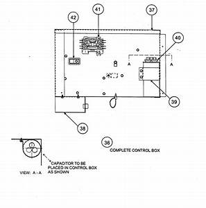 Control Asy Diagram  U0026 Parts List For Model