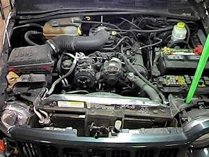 Purchase 2005 Jeep Liberty Engine Motor 3 7l Vin K 2607498