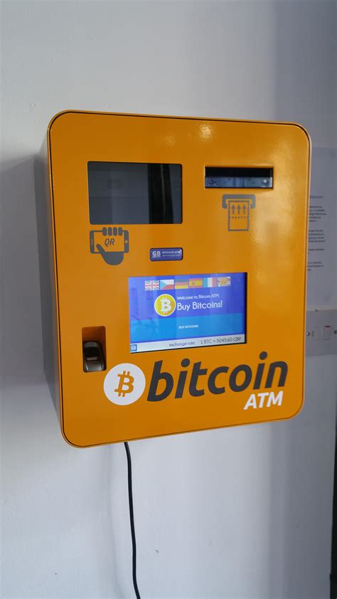 Since 2013, we've been a proud pioneer in the cryptocurrency marketplace. National Bitcoin ATM | Buy Bitcoin and Receive it Instantly