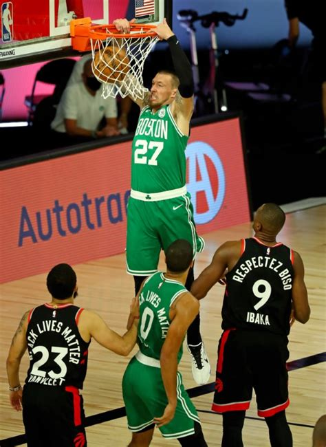 Raptors' Anunoby sinks buzzer-beater to stun Celtics By ...