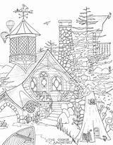 Coloring Pages Architecture Architect Resolution Cookie Adult Colouring Printable Adirondack Dreaming Animal Getcolorings Sheets Drawing Getdrawings Stress sketch template